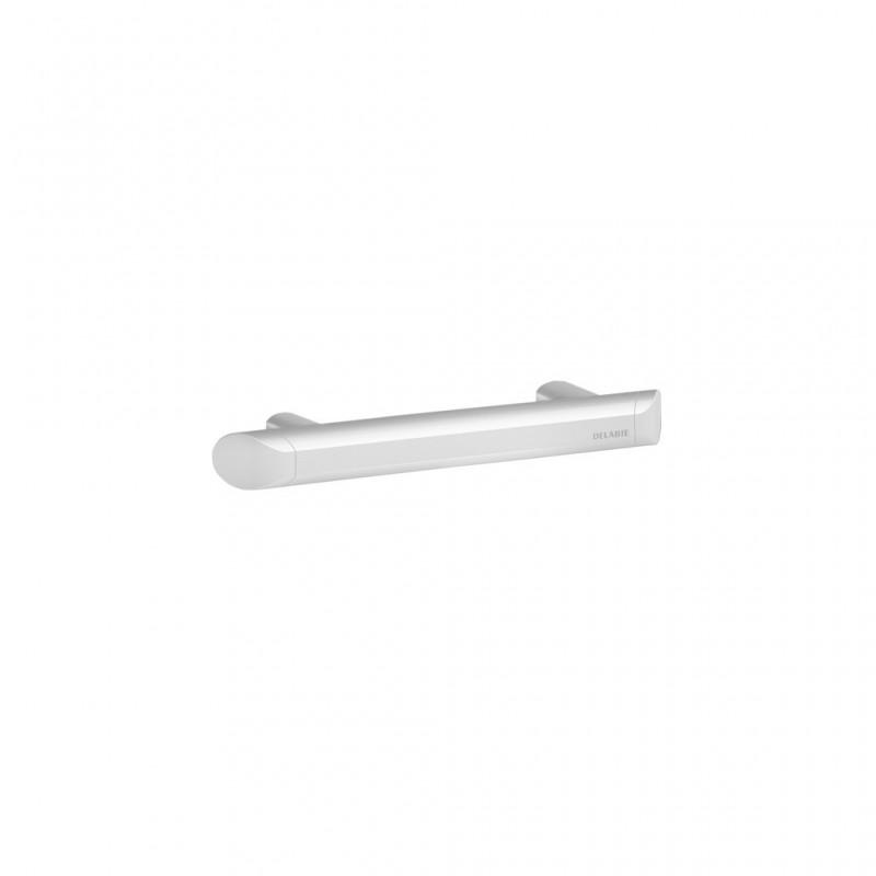 Barre d'appui droite Ø 35 blanc DELABIE 511903W