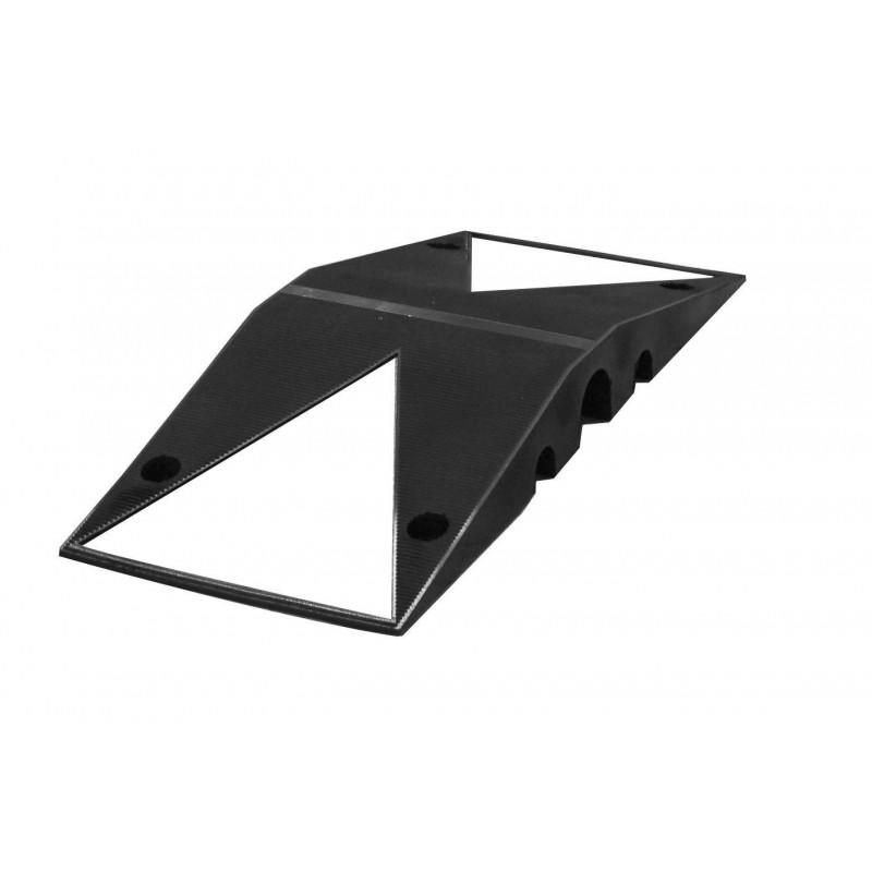 ralentisseur de trafic pargom en caoutchouc epdm r duction vitesse de bonne qualit. Black Bedroom Furniture Sets. Home Design Ideas