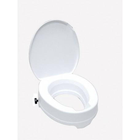 Rehausseur pour WC avec abattant