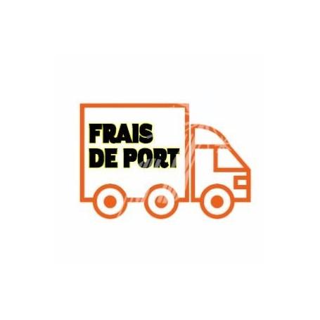 Frais de port TTC