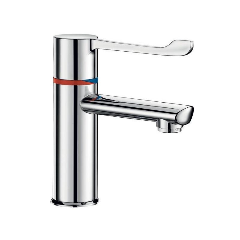 Mitigeur thermostatique de lavabo SECURITHERM H.85 L.120