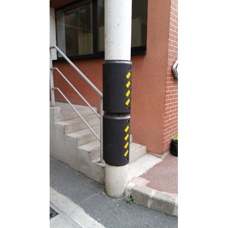 Bouclier blindé - application
