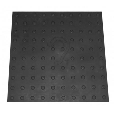 Tapis boucle magnétique - LoopMAT - Noir...