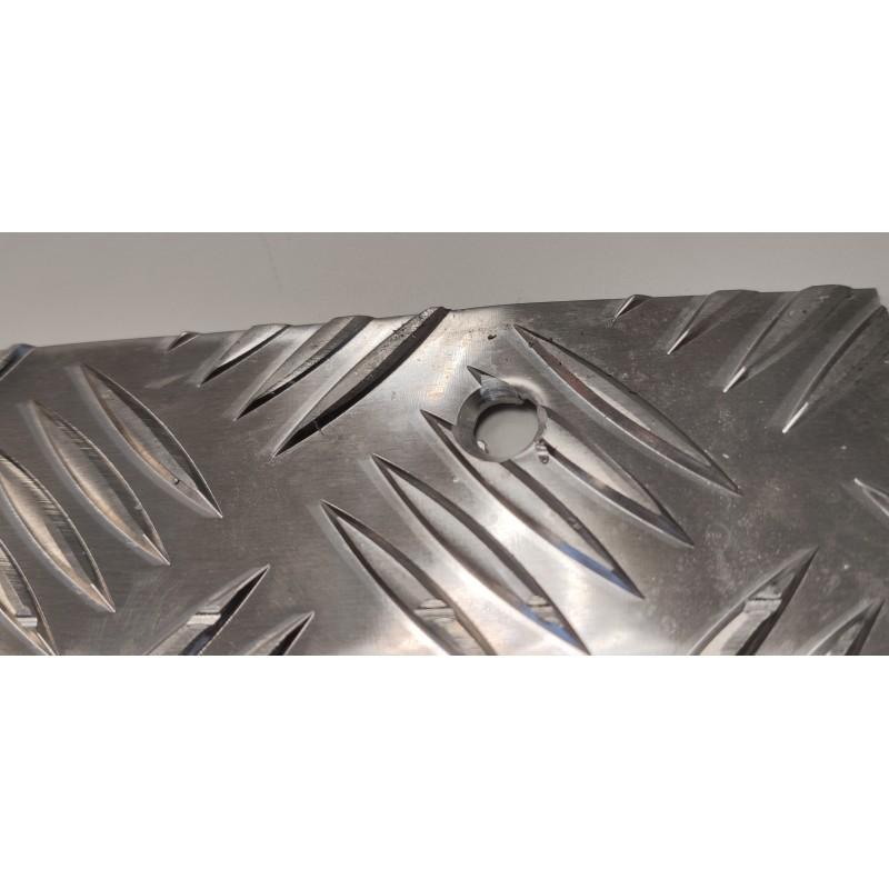 Lot de 10 Nez de marche MAYOL Aluminium