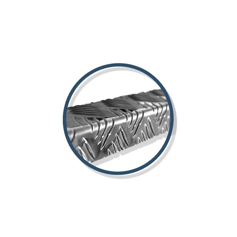 Nez de marche MAYOL XL en aluminium