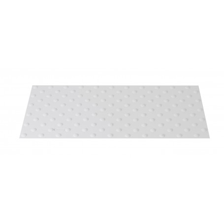 Dalle podotactile Blanc 420x825 mm