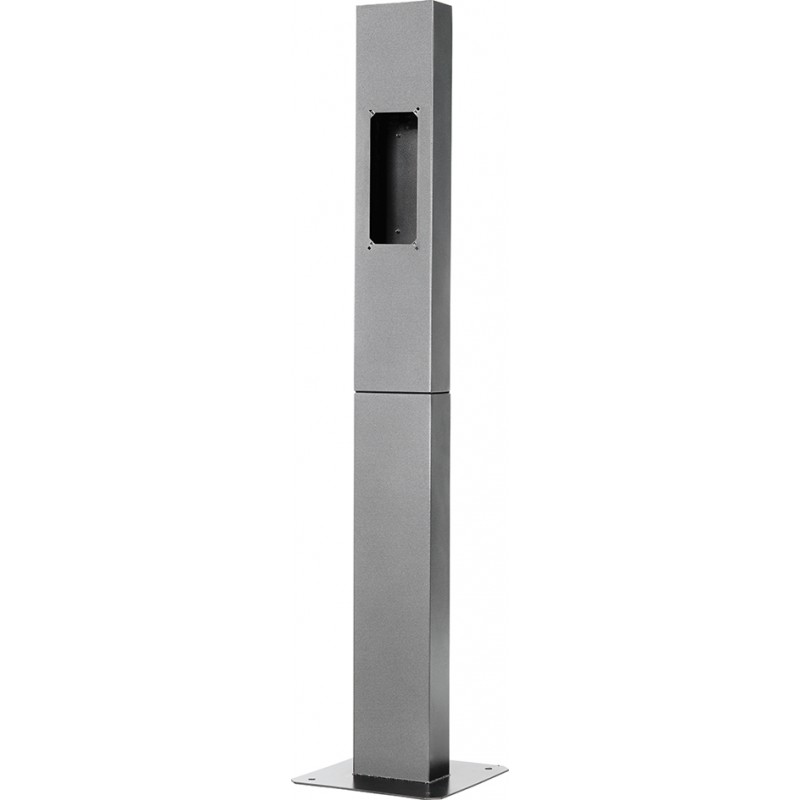 Potelet acier PMR pour platine JPDVFLBM - série JP Accessibilité
