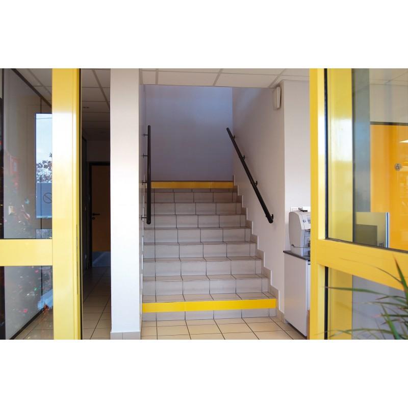 Bande de repérage 10mx100mm pour contremarche - escalier