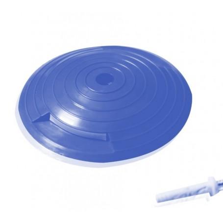 Clous de balisage bleu