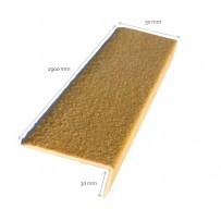 Nez de marche Polygrain en résine de polyester isophtalique