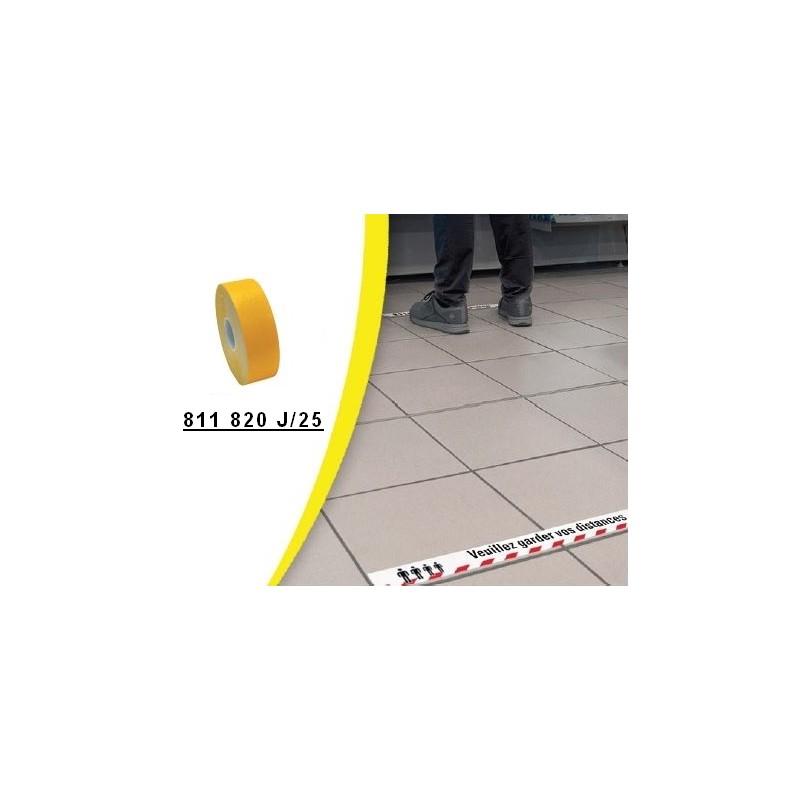 Surface antidérapante - marquage au sol