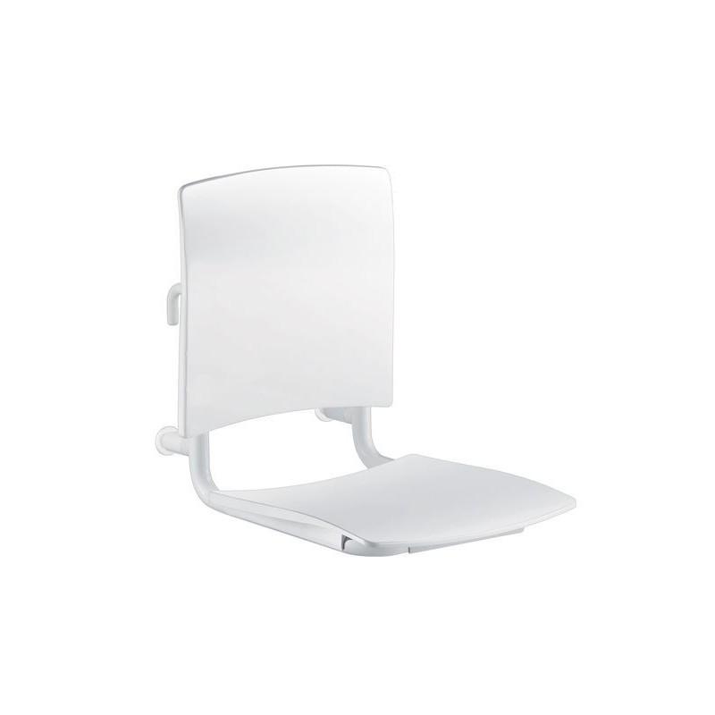 Siège Grand Confort amovible à accrocher blanc