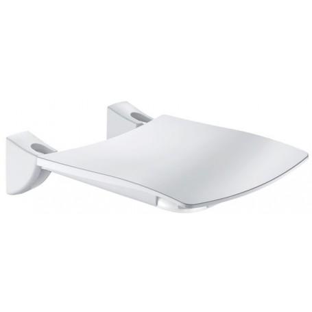 Siège Grand Confort relevable blanc DELABIE 510420