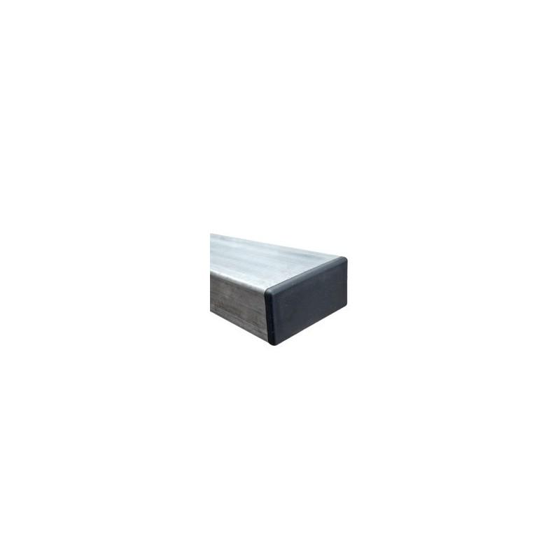 poteau 80x40x2 en acier galvanis chaud baticap de bonne qualit. Black Bedroom Furniture Sets. Home Design Ideas