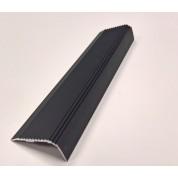 Nez de marche Licorne en aluminium anodisé noir
