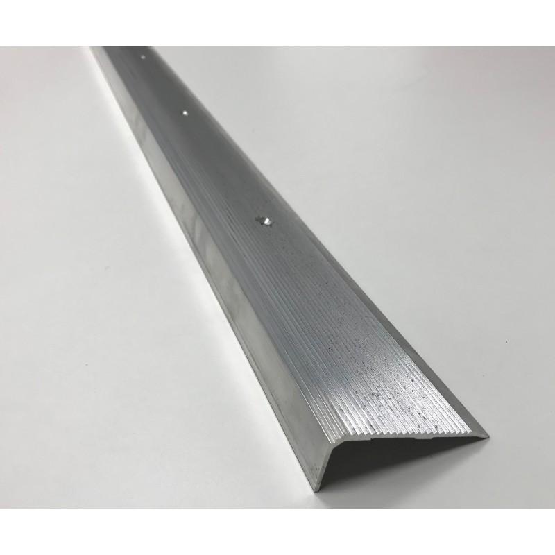 Nez de marche Licorne XL en aluminium brut