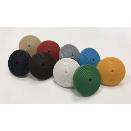 Clous podotactiles BEV - différentes couleurs