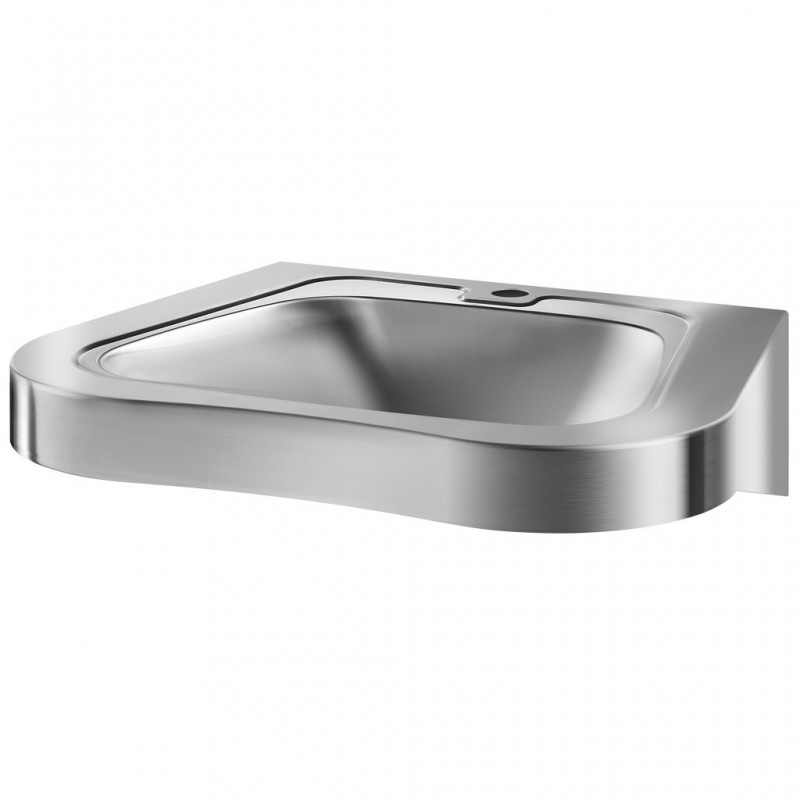 Lavabo FRAJU avec trou robinetterie