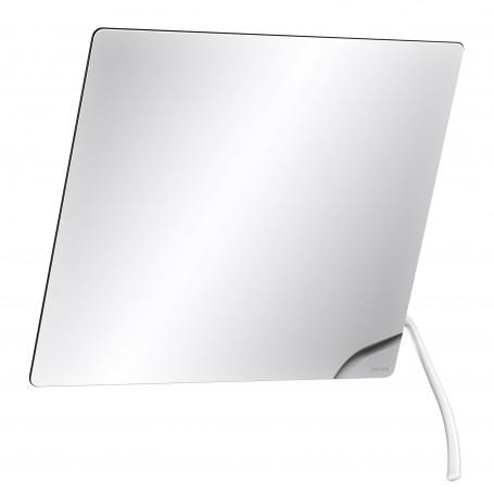Miroir inclinable avec levier ergonomique