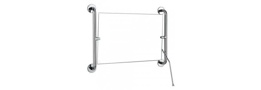 Miroirs lavabos habitat