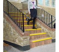 Repérage des marches  accessibilité escalier erp